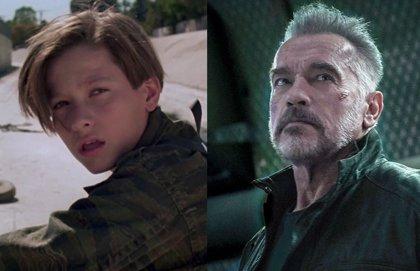 ¿Dónde está John Connor en el tráiler de Terminator: Destino Oscuro?
