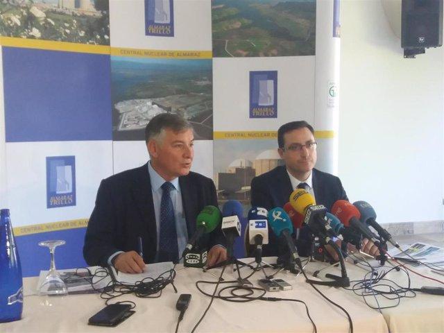 La Central Nuclear de Almaraz generó en 2018 el 6,5% de la energía eléctrica consumida en España y el 30% de la nuclear