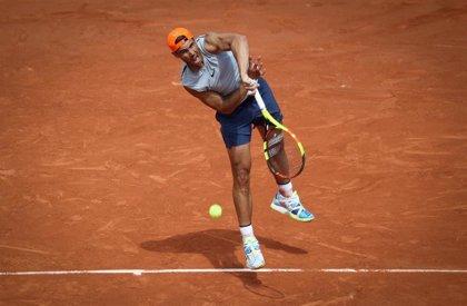Nadal debutará en Roland Garros ante el alemán Hanfmann