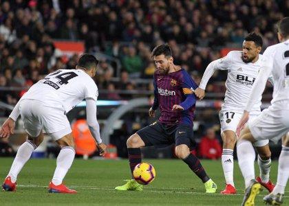 Previa del FC Barcelona - Valencia CF