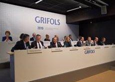 Grifols preveu destinar 1.400 milions d'euros en inversions productives fins al 2022 (EUROPA PRESS)