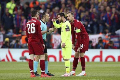 """Messi: """"Lo de Liverpool fue lamentable, no competimos"""""""