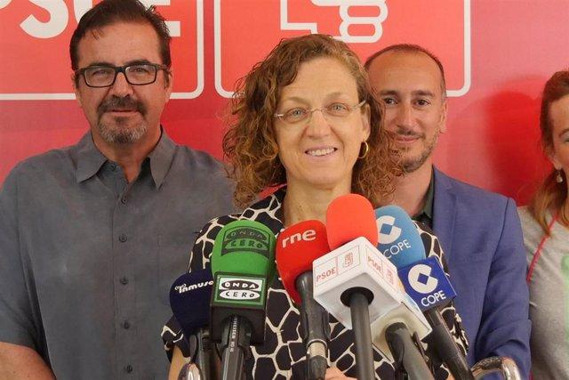 """26M.-Rojas Lanza Un Último Mensaje A Sus Electores En Melilla Para Elegir """"Un Gobierno Del PSOE O Una Coalición Con Vox"""""""