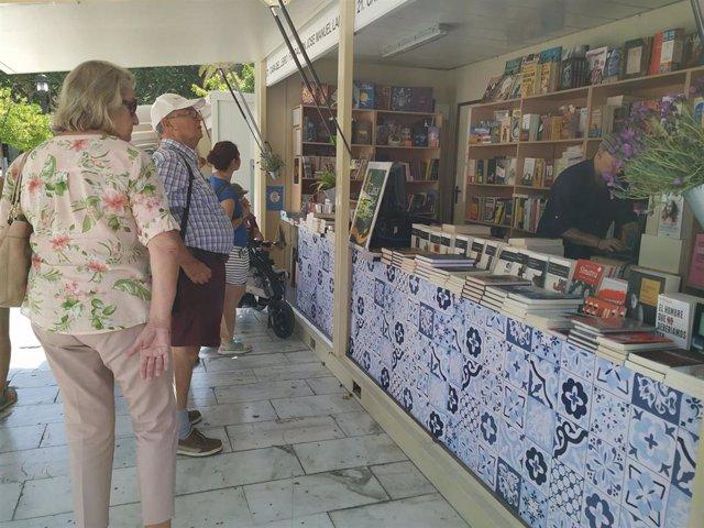 Sevilla.-Las autoras toman el protagonismo en el primer fin de semana Feria del Libro