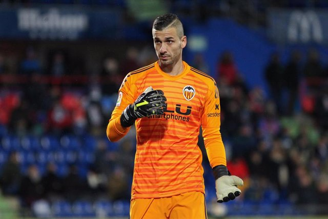 Soccer: COPA DEL REY - GETAFE V VALENCIA