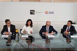 Fundació Macba i Repsol renoven aliança perquè el museu continuï custodiant 41 obres d'art (FUNDACIÓN MACBA)