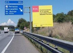 El Govern inicia les obres d'ampliació de la C-58 entre Sabadell i Terrassa (GOVERN)