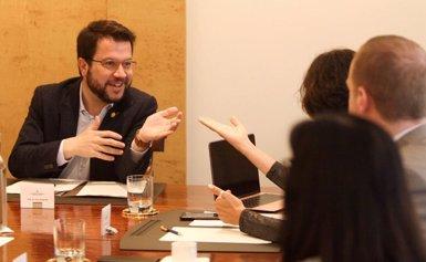 El Govern català vol elaborar una estratègia de lluita contra la corrupció que blindi alertadors (GOVERN)
