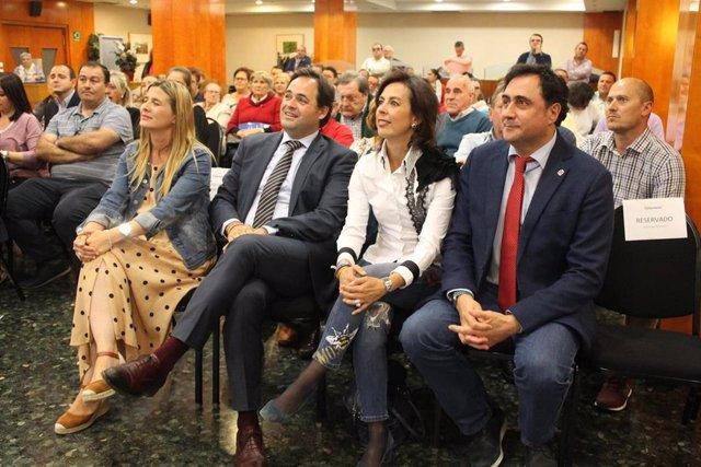 """26M.- Núñez Considera Un """"Drama"""" Que PSOE """"Se Invente Logros"""" En Campaña Electoral Porque """"No Ha Hecho Nada Por Cuenca"""""""