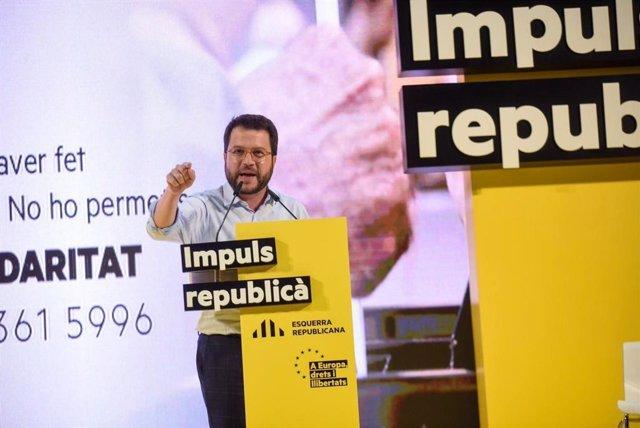 """26M.- ERC Pide Concentrar El Voto Independentista Para Echar A Colau: """"Puede Ir De Un Voto"""""""