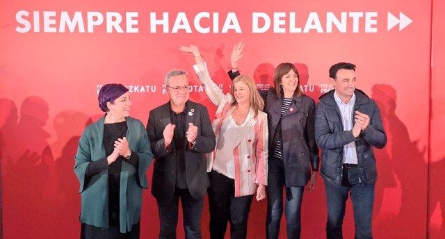 """26M.- Mendia Llama A Votar A PSE Porque Se Prepara Un """"Nuevo Plan"""" Soberanista """"De Viejos Tiempos De Confrontación"""""""