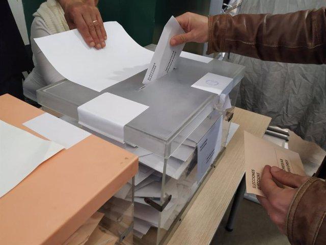 26M.- Un total de 8.900 efectivos velarán por la seguridad de las elecciones este domingo