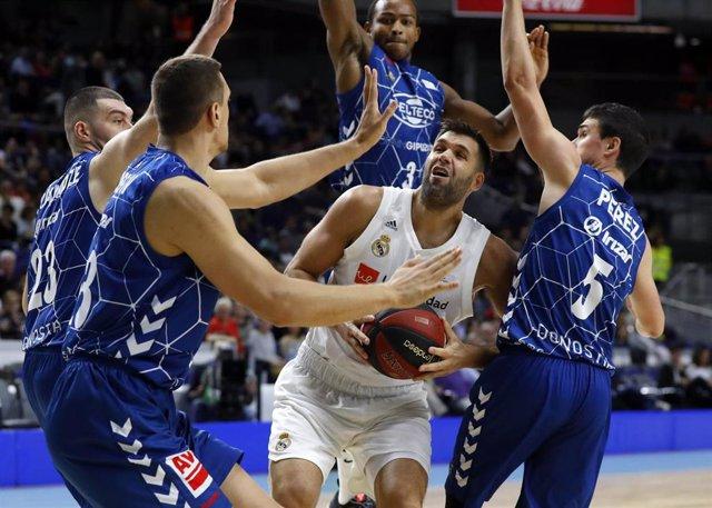 SABADO Baloncesto/Liga Endesa.- (Previa)