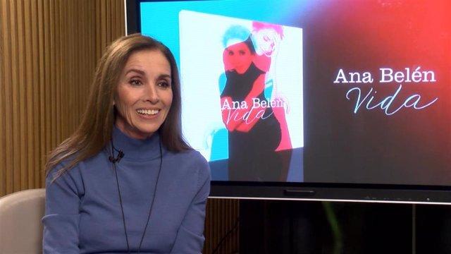 Cultura.- Ana Belén pasará por Alicante, Castelló y València en su primera gira en solitario en seis años