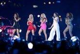 Foto: Así fue el regreso de las Spice Girls a los escenarios