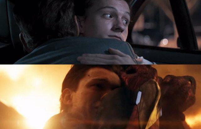 PARA SÁBADO Endgame: Los abrazos de Iron Man y Spider-Man, una maravillosa y trágica historia