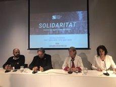La Caixa de Solidaritat demana 700.000 euros per aixecar embargaments a processats per l'1-O (EUROPA PRESS)