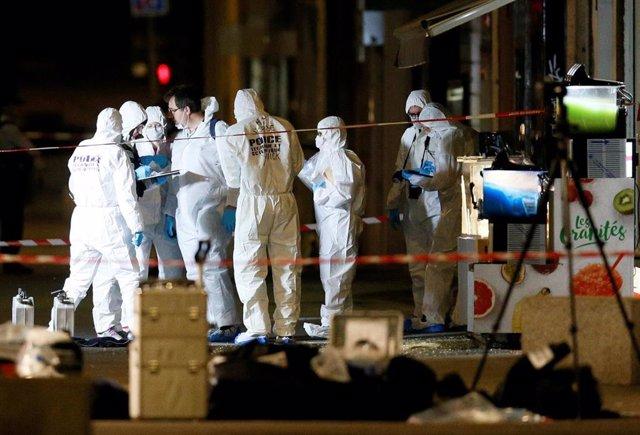 Francia.- Fuentes de la investigación confirman que la explosión de Lyon se produjo por una bomba a control remoto