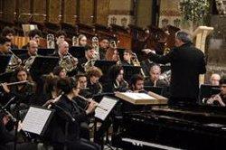 La Banda Simfònica de Badalona omple Montserrat en un concert benèfic inèdit (ACN)