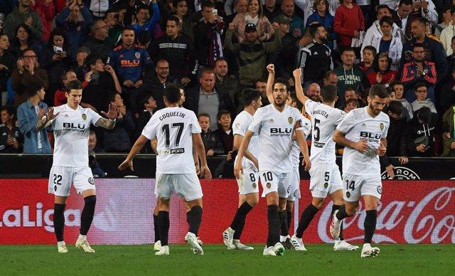 Soccer: La Liga - Valencia v Levante