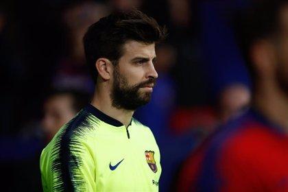 """Piqué, sobre el futuro de Valverde: """"No nos preocupa ahora mismo"""""""
