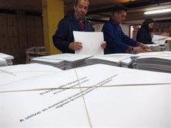 37,37 milions de persones estan cridades a les urnes aquest diumenge (EUROPA PRESS)