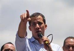 Guaidó accepta la crida de Noruega per a una nova ronda de negociacions amb el Govern (Rafael Hernandez/dpa - Archivo)