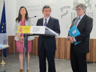 PRESENTACIÓN DELEGADO URNAS Y PAPELETAS ELECCIONES