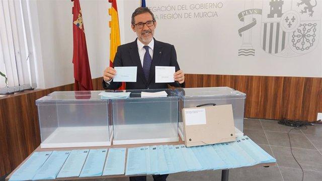 26M.- Las Peticiones De Voto Por Correo Crecen Un 40% Con Respecto A Las Elecciones De 2015