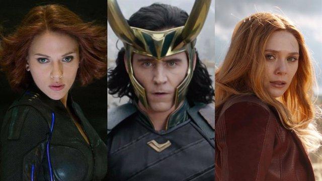PARA DOMINGO Las 15 películas y series que prepara Marvel tras Vengadores: Endgame