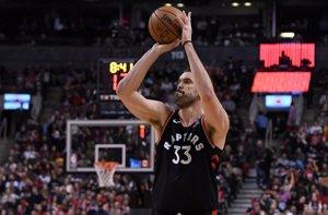 Toronto Raptors elimina Milwaukee Bucks i aconsegueix la seva primera final de l'NBA (USA TODAY SPORTS - Archivo)