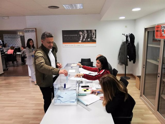 "26M-M.- Escobar (PP) Anima A Los Logroñeses A Votar ""Para Decir Entre Todos El Logroño Que Queremos"""