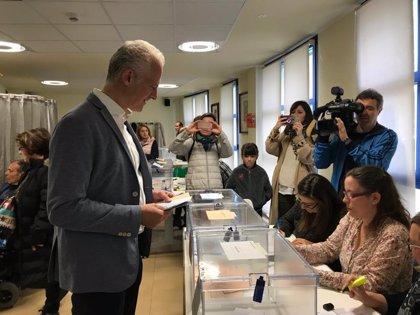 """Hermoso de Mendoza espera una participación """"amplia y masiva"""" en lo que va a ser """"un día histórico para Logroño"""""""