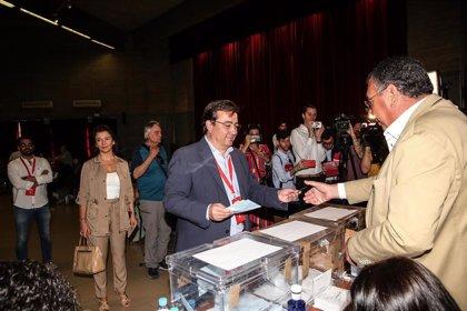 """Vara aboga este 26M por """"recuperar la ilusión""""de las primeras elecciones democráticas para """"poder seguir progresando"""""""