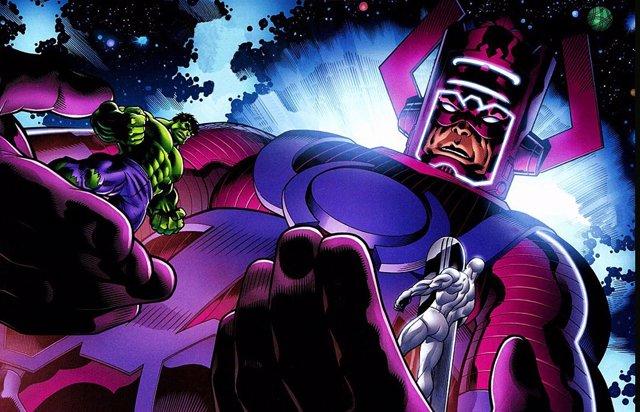 PARA DOMINGO 3 razones por las que Galactus debería ser el nuevo gran villano del Universo Marvel tras Endgame