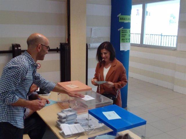 26M.- Izaskun Bilbao (PNV) llama a la participación mayoritaria para no poner el riesgo el proyecto europeo
