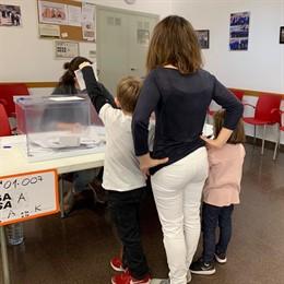 "26M.- Junqueras Dice Que ERC ""Combate La Injusticia Y La Falta De Libertades"" Votando"