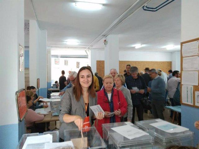 """26M.- Camiña Anima Al Electorado A Votar Ya Que """"Cuantos Más Votos, Más Democracia"""""""