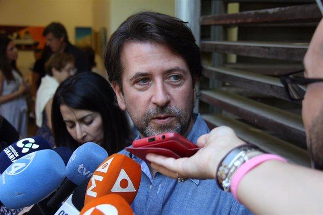 """26M.- Alonso (CC) Espera Un Nivel De Participación Similar Al 28A Que Suponga Un """"Espaldarazo"""" Para Tenerife"""
