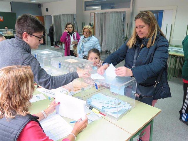 """26M.E.- Herranz (PP) Anima A Los Riojanos A Acudir A Vota """"Con Ilusión"""" Para Seguir """"Construyendo Europa"""""""