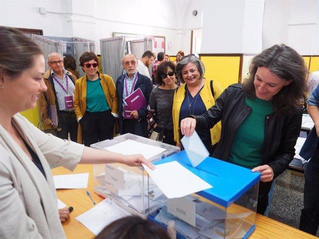 """26M.- Valencia.- Oliver Espera """"Un Gobierno Progresista Que Deje Atrás La Amenaza De La Derecha Fundamentalista"""""""