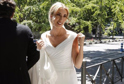La boda de María Ruiz-Mateos, del enfado y amenazas del novio con la prensa a las grandes ausencias