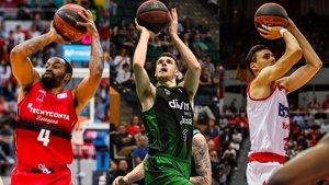 El Saragossa, el Joventut i el Manresa estaran en el play-off (ACB PHOTO)