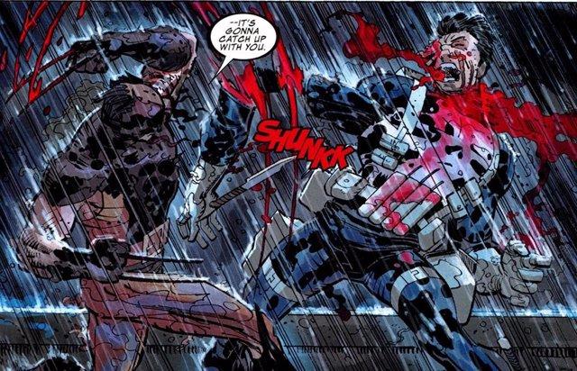 The Punisher o Lobezno: ¿Quién es el asesino de Marvel más sanguinario?