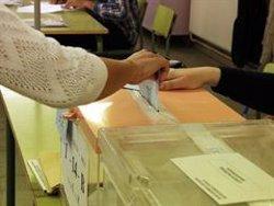 Primeres hores tranquil·les en els col·legis de Lleida en l'inici de la jornada electoral (ACN)