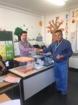 """26M.- Pedro Lanzas (Extremadura Unida) Confía En """"Cambiar La Tendencia Bajista Del Sentimiento Regionalista"""""""