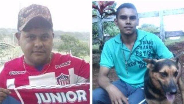 Un grupo armado asesina a dos líderes campesinos en el norte de Colombia