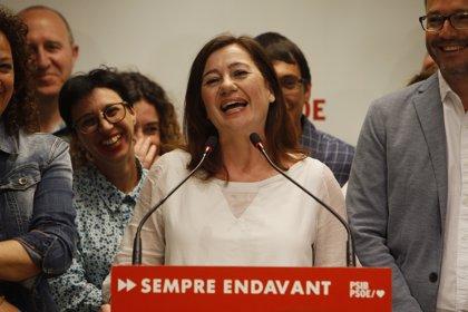 El PSIB gana las elecciones y podrá reeditar un pacto progresista