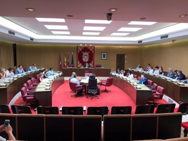 Pleno Ayuntamiento de Albacete