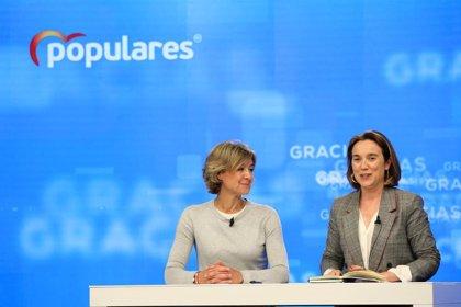 """26M.- El PP apela a la """"prudencia"""" a la espera de tener datos """"reales"""" y """"válidos"""": """"La noche va ser muy larga"""""""